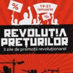 Revolutia Preturilor la eMAG – 19-21 Ianuarie 2016