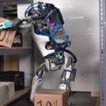 Atlas, The Next Generation Robot