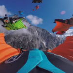 Wingsuit Flying – Best Of 2015