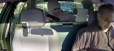 Jaf intr-un taxi - instant karma
