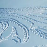 Simon Beck – Game Of Thrones Snow Art