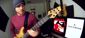 Discografia Metallica in 4 minute