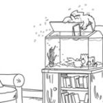 Animatie: Fish Tank – Simon's Cat