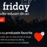 eMAG oferă peste 1 milion de produse la reducere de Black Friday pe 18 noiembrie 2016