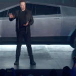 Elon Musk a lansat Tesla Cybertruck