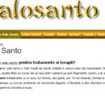 E-palosanto.com, furnizorul tau de lemn sfant